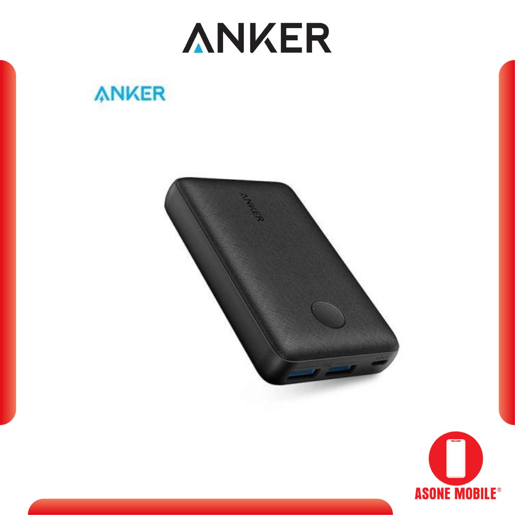 Original Anker PowerCore Select Power Bank (10000mAh/10W + 12W) A1223