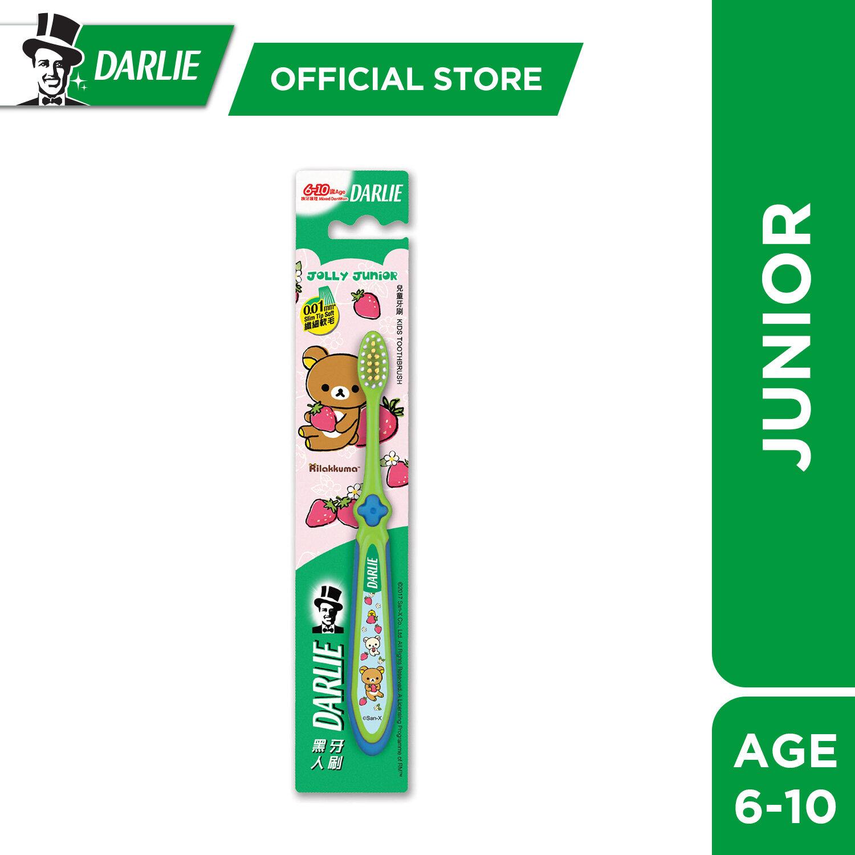 DARLIE Jolly Junior Toothbrush (Age 6-10) (Green)