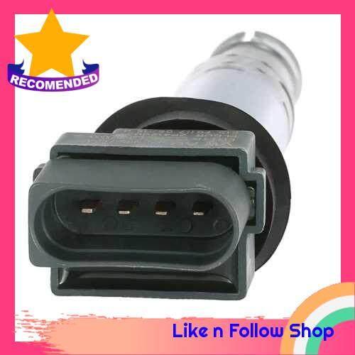 Car Ignition Coil Spark Plug Connector Black Ignition Nozzle for VW Audi Seat Skoda 022905715A (black)