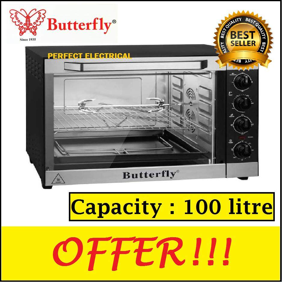 Butterfly BEO-1001 100L Commercial Large Capacity Electric Oven with Grill Function better than THE BAKER / INNOFOOD / MILUX / ELBA