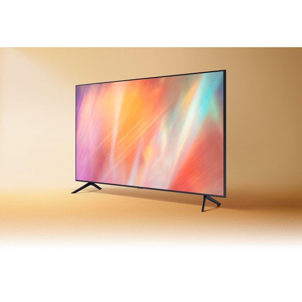 "New Model Samsung AU7000 4K UHD Smart TV 2021 43"" UA-43AU7000KXXM 50"" UA-50AU7000KXXM 55"" UA-55AU7000KXXM"
