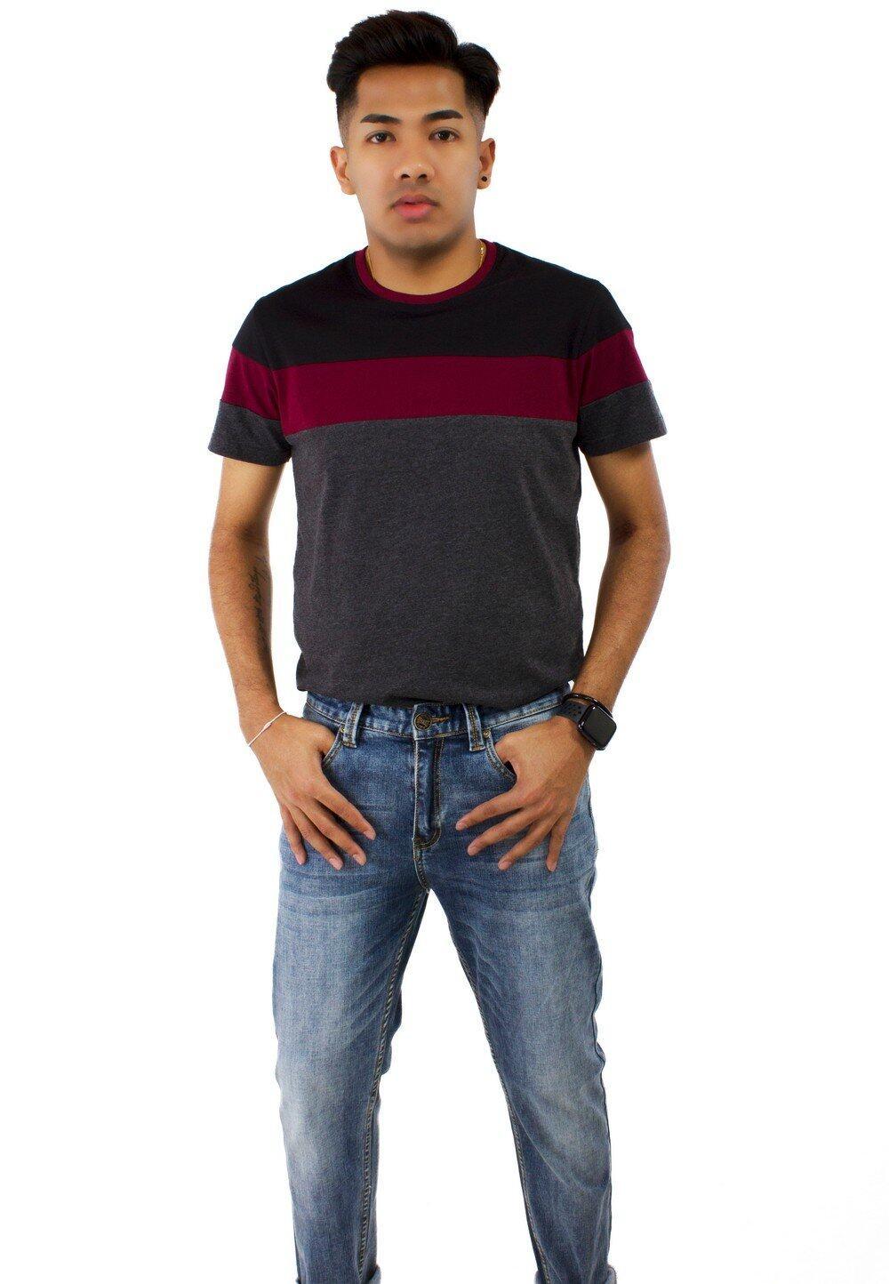 Stretchable Denim Slim Fit Long Pants 769