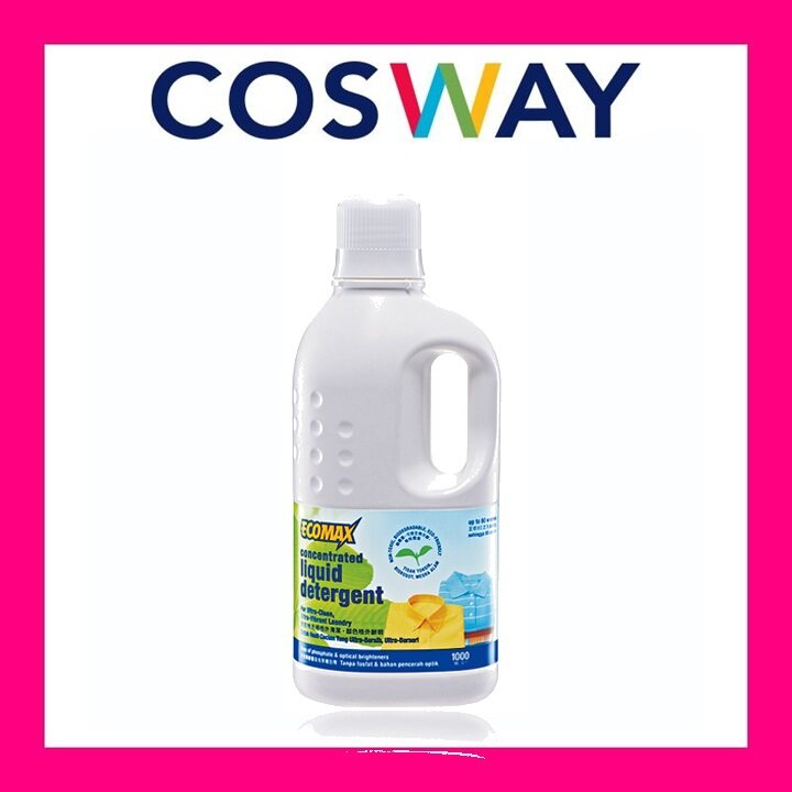 [Ready stock] COSWAY Ecomax Concentrated Liquid Detergent