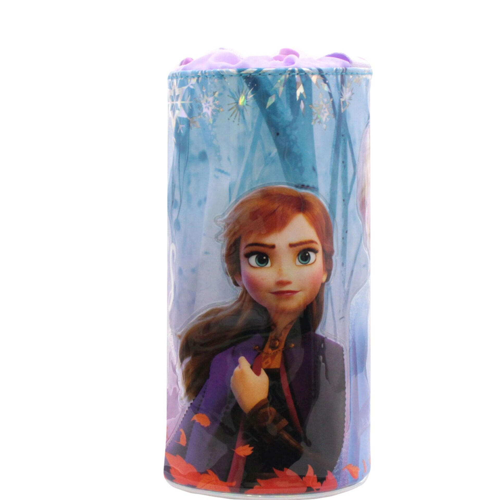 Disney Frozen 2 Princess Elsa & Anna Water Bottle Cover