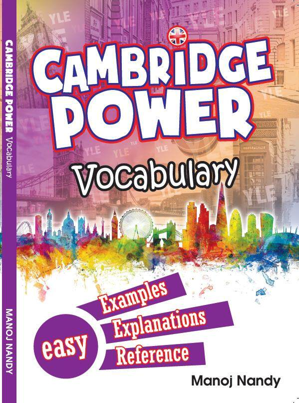 CAMBRIDGE POWER ENGLISH VOCABULARY