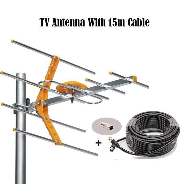 Antenna 8E + 15meter