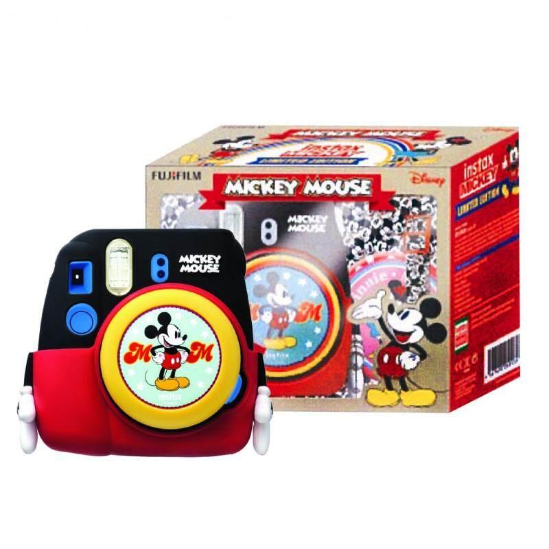 (Limited Edition) Fujifilm Instax Mini 9 Mickey Mouse Package(Fujifilm Warranty)
