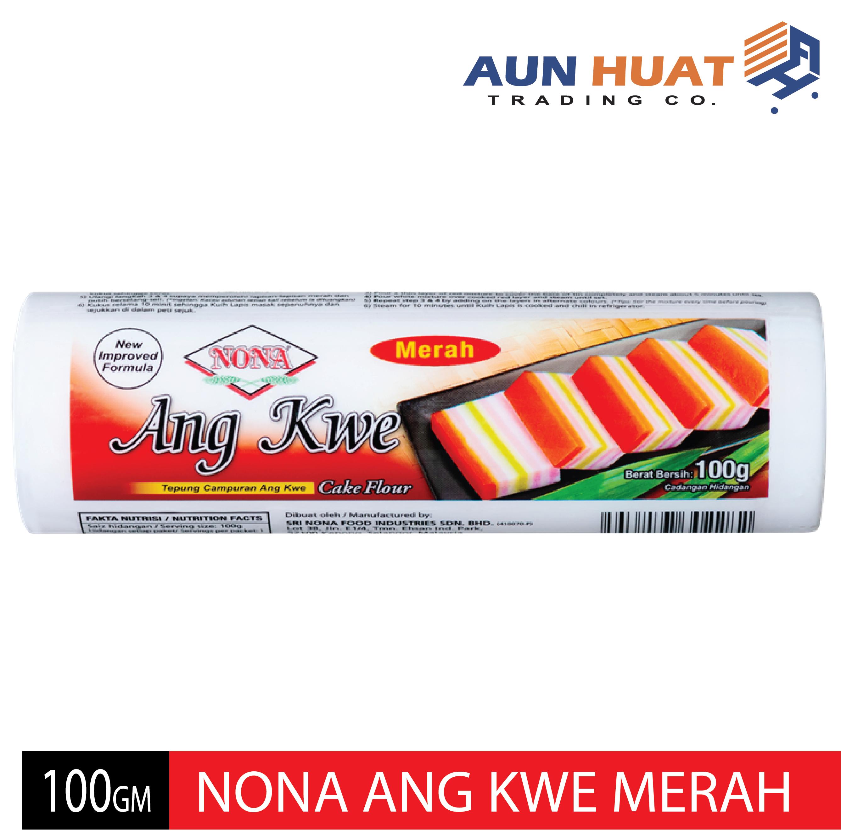 NONA ANG KWE /HOEN KWE 100GM MERAH