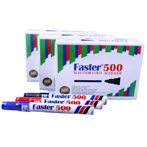 FASTER WHITEBOARD MARKER 500