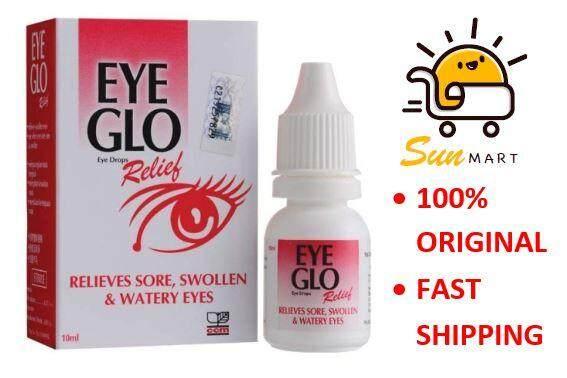 Eye Glo Relief Eye Drops (10ml)