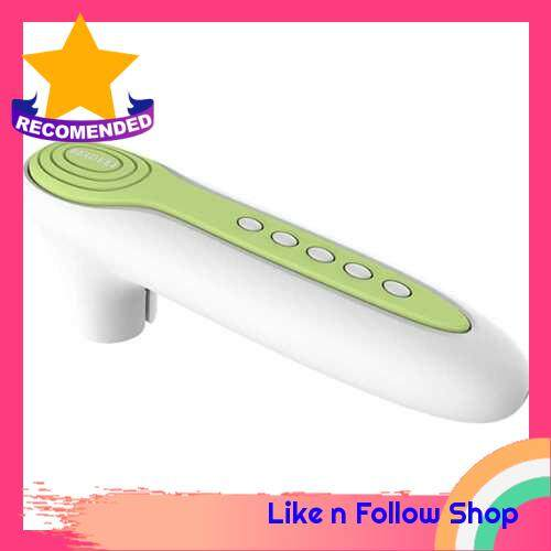 Silicone Doorknob Protective Covers Door Handle Guards Bumpers Anti-static Safety Baby Home Security Green (Standard)