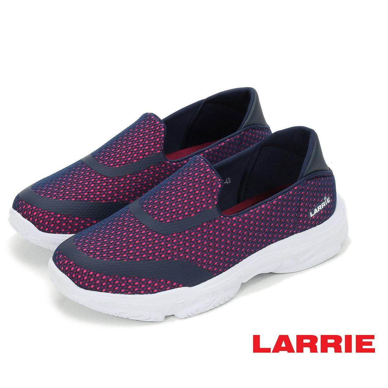 Larrie Satisfying Lightweight Sporty Sneakers - L61905-KN01SV
