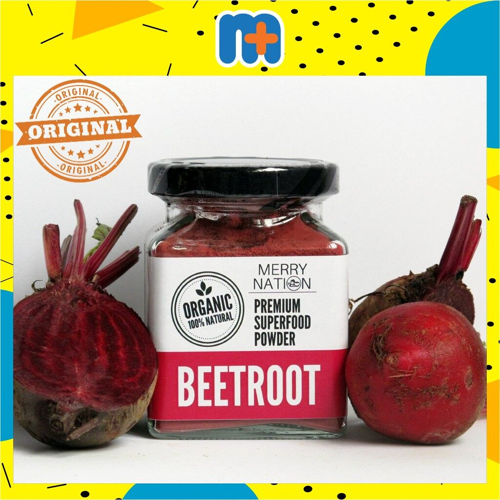 [MPLUS] MERRY NATION BEETROOT POWDER 100G