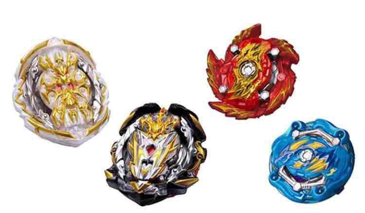 Murah Murah !!! Semua Beyblade GT No Takara Tomy -Beyblade Gift For Kids B-154 Judgement Valkyrie