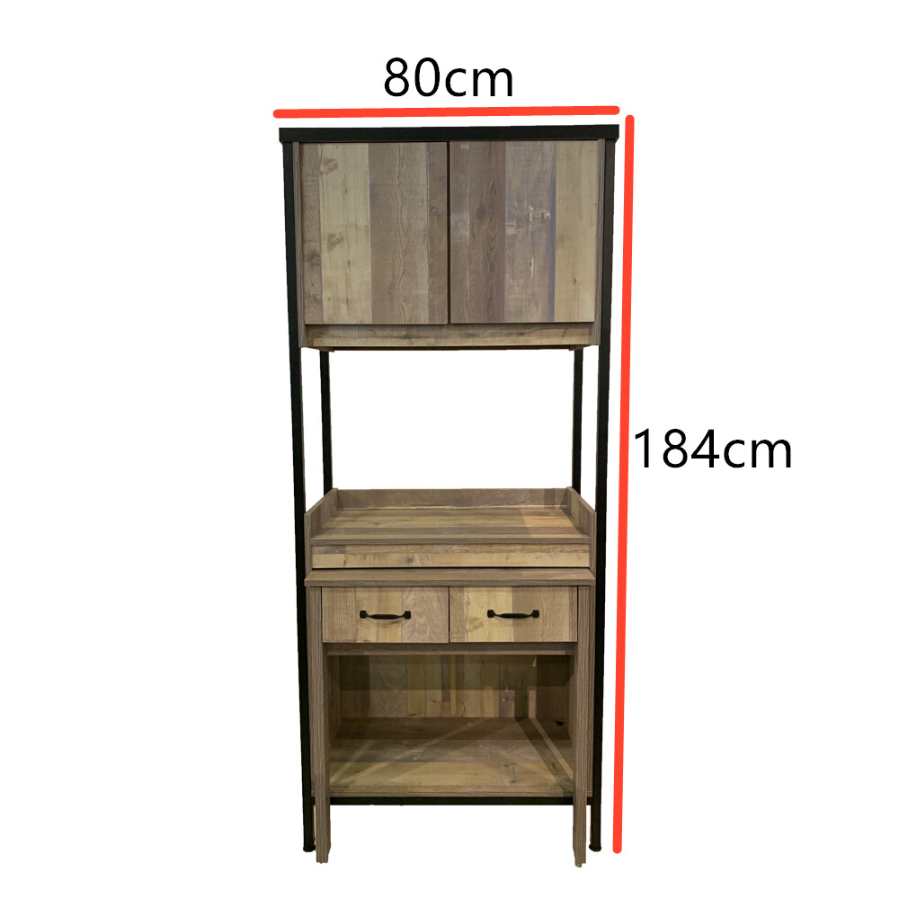 Atmua Steel Study Desk Drawer Study Desk Industrial Style Study Desk Writting Table Perfect for Small Room