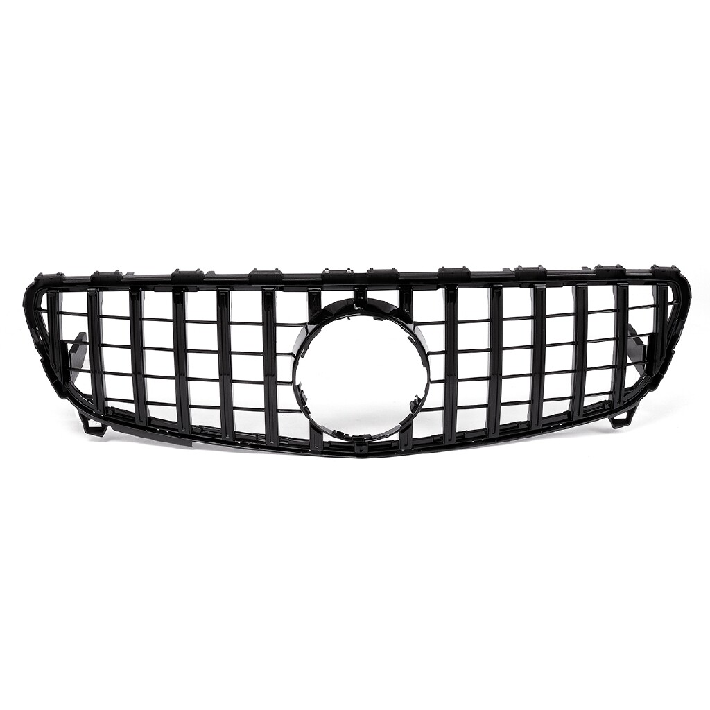 Automotive Tools & Equipment - For Mercedes Benz A Class W176 2016- GT GTR Front Grille Mesh Grill Vent - Car Replacement Parts