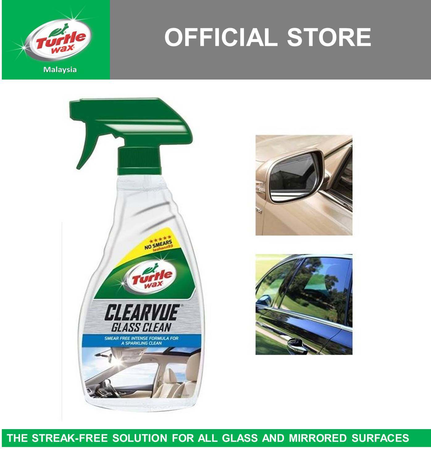Turtle Wax Clearvue Glass Cleaner  T-7413