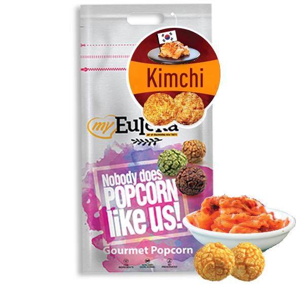 Eureka Korea Kimchi Popcorn Snack (Aluminium Pack) *New Arrival