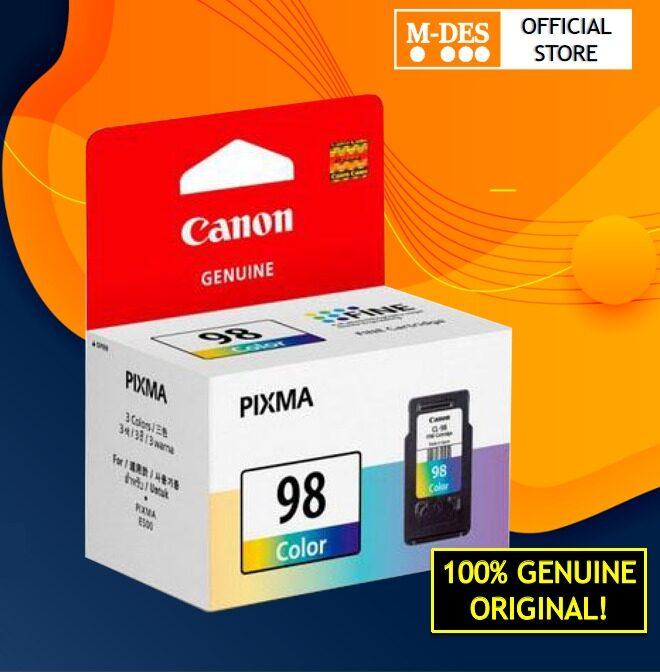 Canon PG-88 (21ML) & CL-98 (15ML) Ink Cartridge