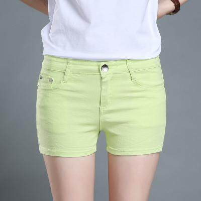 (PreOrder14 Days  JYS Fashion Korean Style Women Jeans Pant Collection-5216095col521-6095--Light Green -25