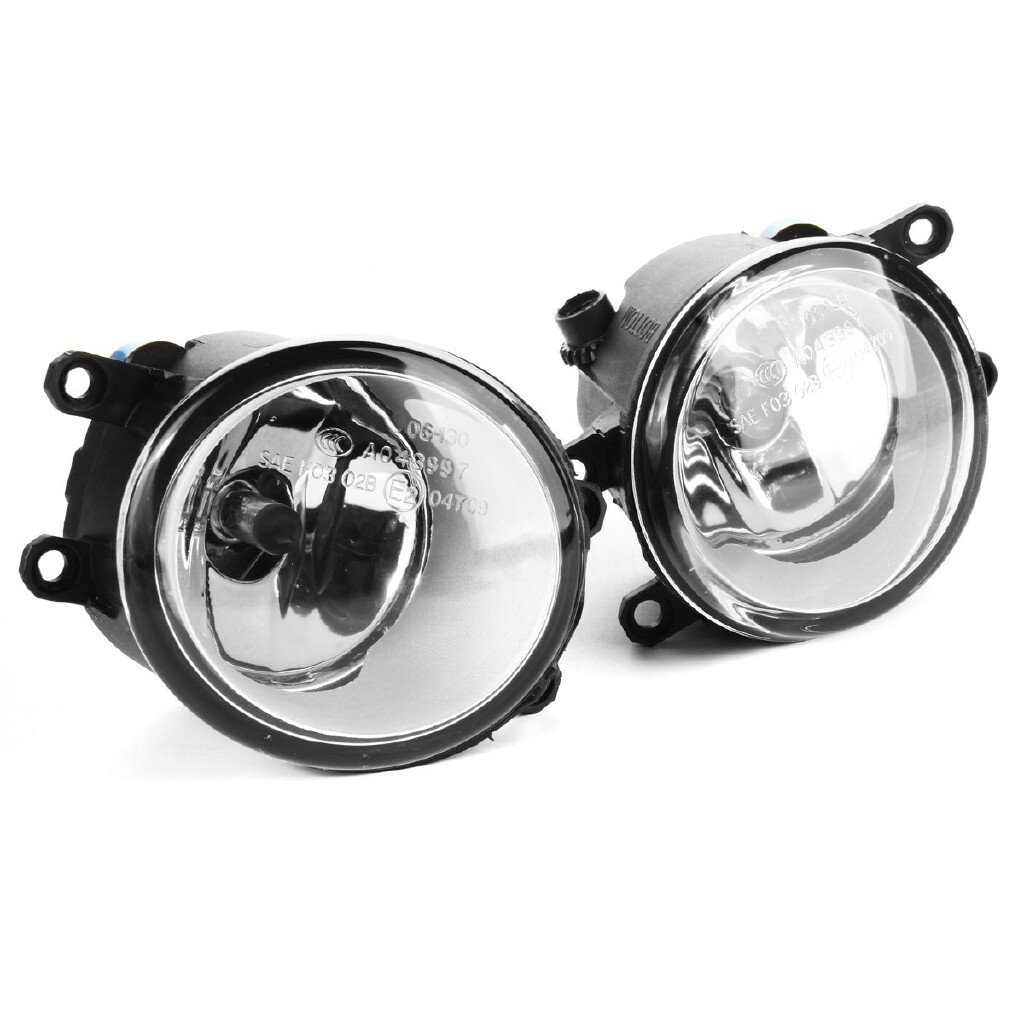 Car Lights - 2 PIECE(s) Clear Fog Light Driving Lamp For TOYOTA CAMRY COROLLA TACOMATRIX YARIS - Replacement Parts