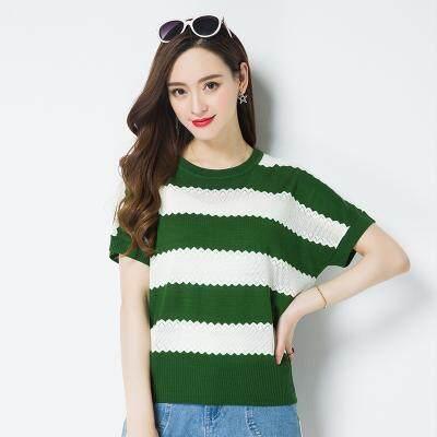 (Pre Order14 Days JYS Fashion Korean Style Women Knit top Collection521-8739col521-8739--Dark Green -L