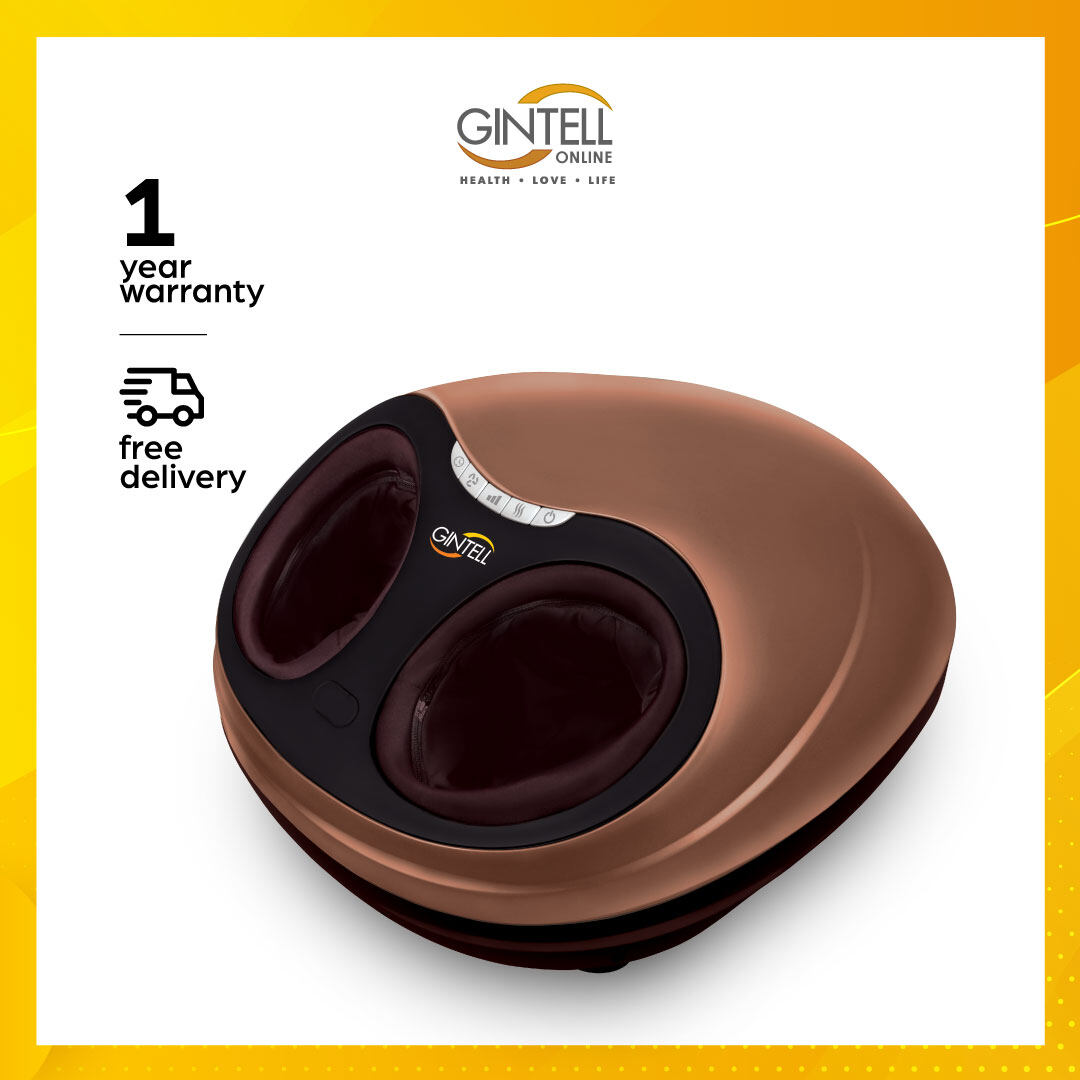 [PRE-ORDER] [FREE Shipping] GINTELL G-Beetle EZ Foot Massager (ETA: 2021-07-10)