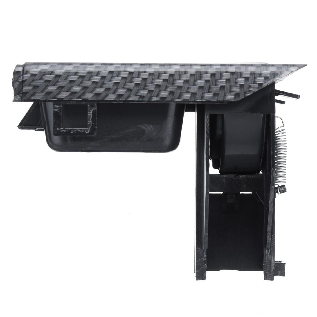Organizers - Carbon Centre Console Storage Tray Coin Box For BMW E46 325 3 Series 51168217957 - Car Accessories