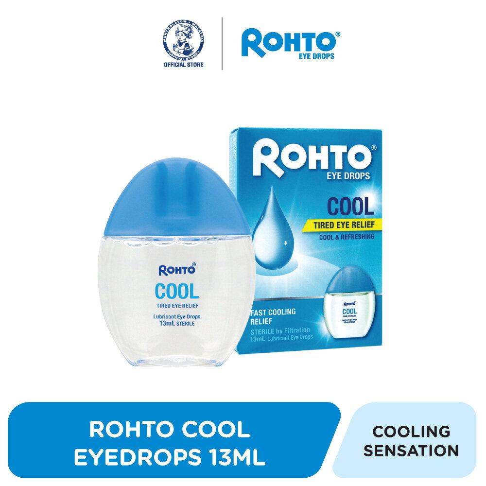 ROHTO Cool Eye Drops 13ML