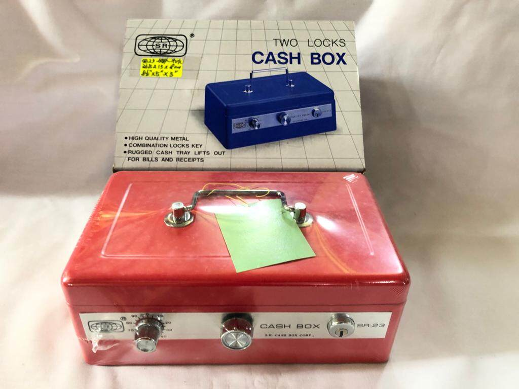 CB20 (SR23) CASH BOX 215x130x80mm x 1unit