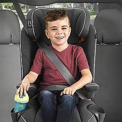 Chicco: Myfit Harness & Booster Car Seat - FATHOM