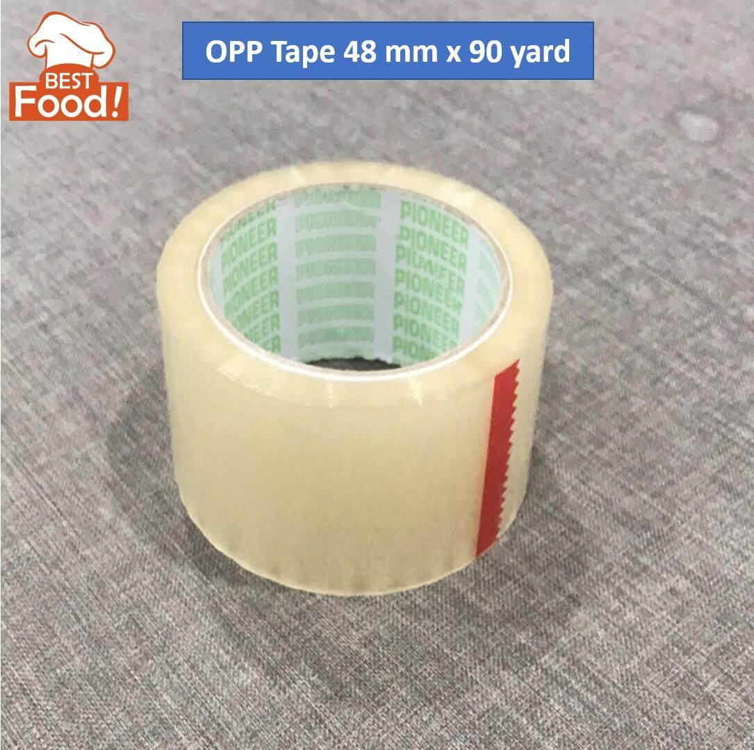 OPP Tape 40 mm x 90 yards - 6 pcs