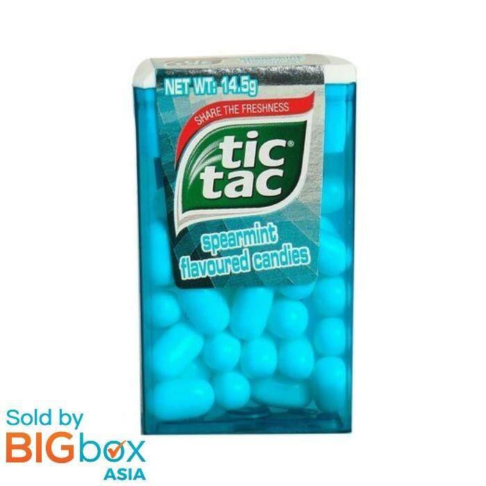 Tic Tac 30pcs, 15g - Spearmint