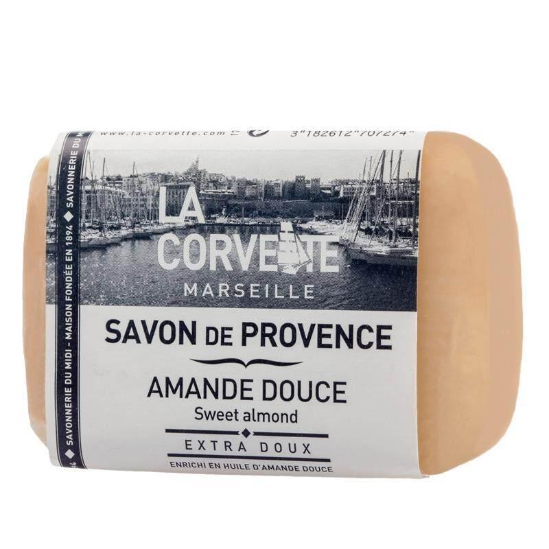 La Corvette Savon de Provence Sweet Almond 100g