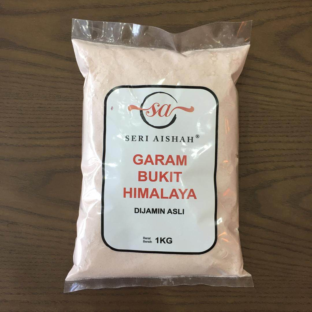Rock salt 1KG ( Eat