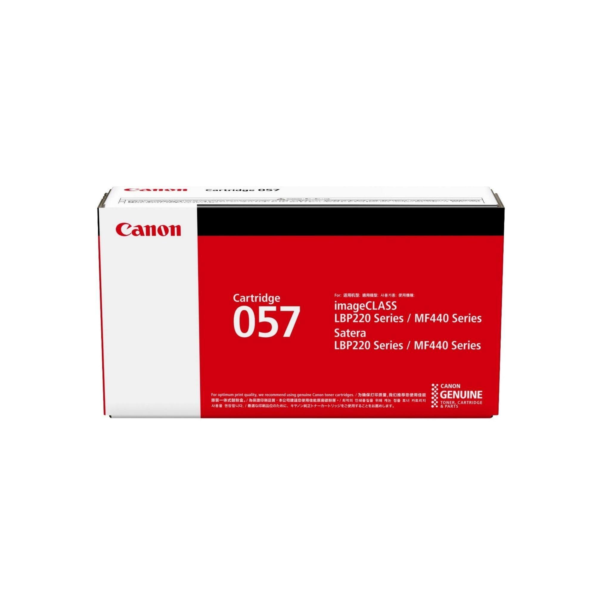 Canon 057 Toner Cartridge 3.1K for LBP226dw/LBP228x/MF445dw/MF449x PRINTER