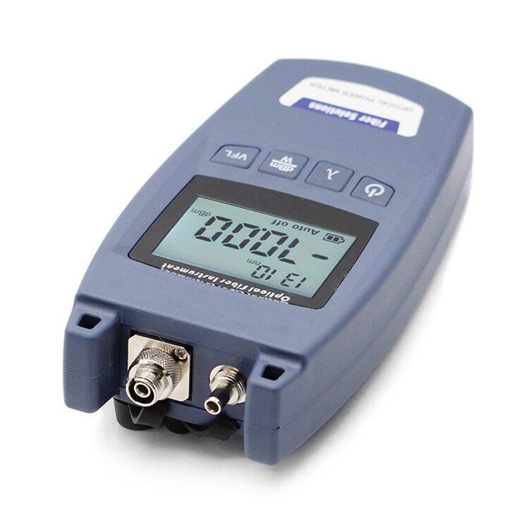 MINI FTTH 2-in-1 fiber Optical Power Meter and 10mW 10km Visual Fault Locator TL520 -70dBm+10dBm - TL520-A / TL520-B