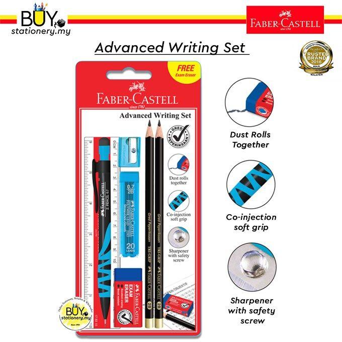 Faber Castell Advanced Writing Set 0.5mm - (CARD)