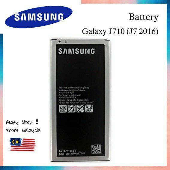 Samsung J7 2016 ORIGINAL HIGH QUALITY Battery [ 6 Months Warranty ]