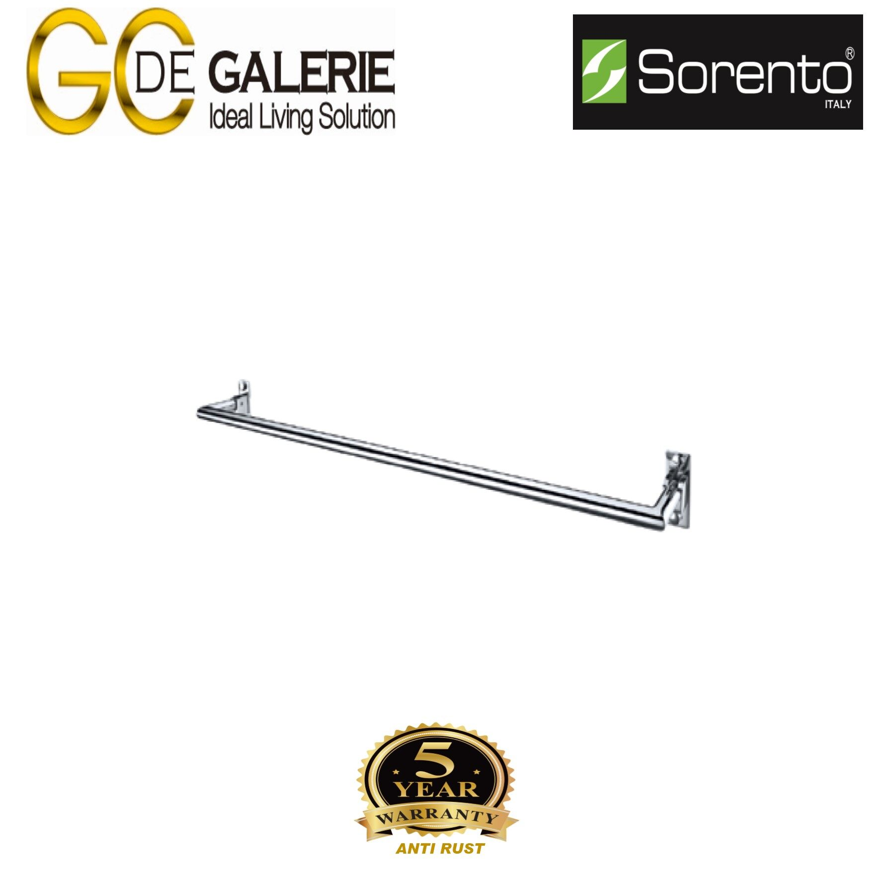 Sorento SRT691-32 Bathroom/ Toilet Towel Bar