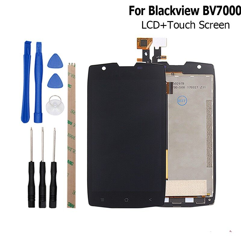 For Blackview BV7000/BV7000 pro LCD Display and Touch Screen Assembly Repair