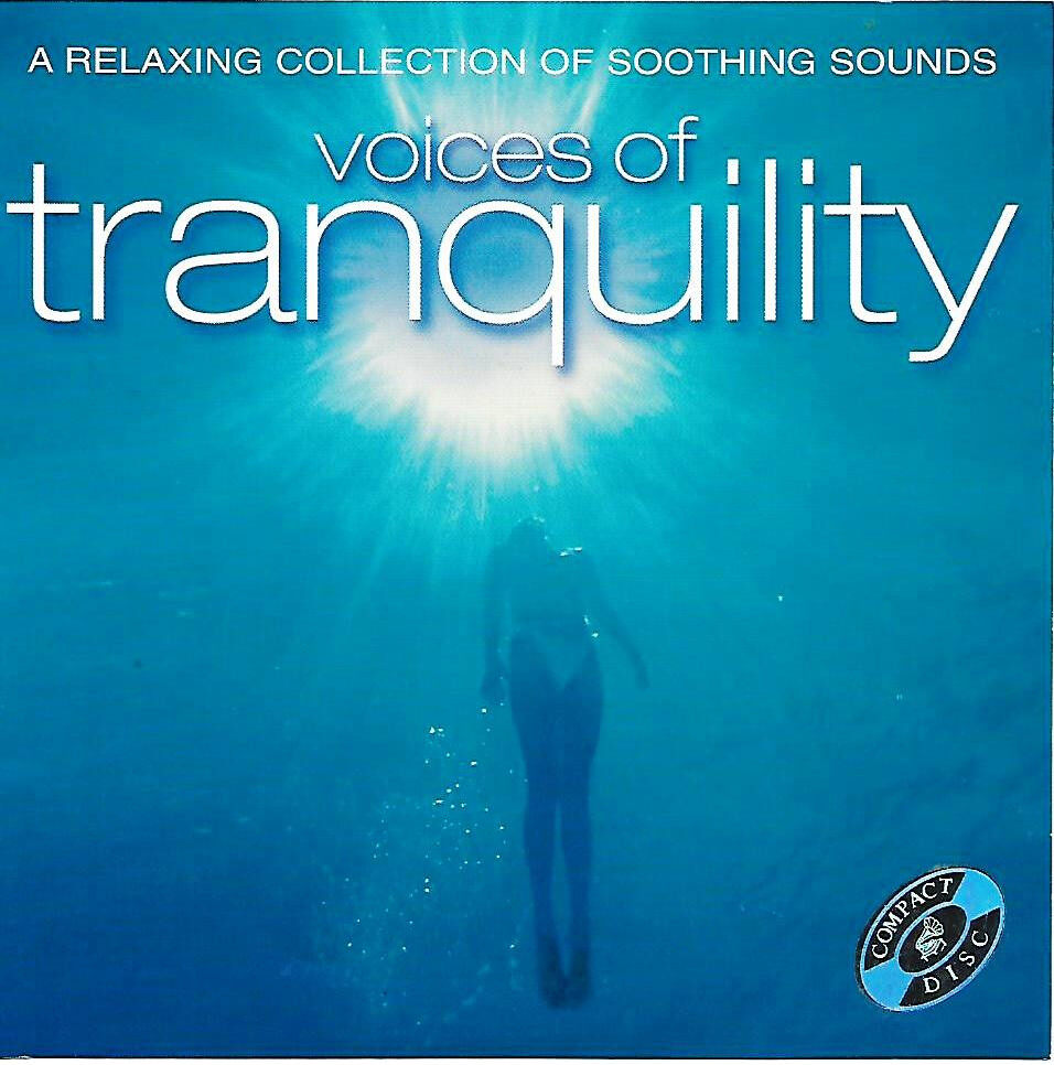 Hypnosis - Voices of Tranquility CD Relaxing Collection of Soothing Sounds Music