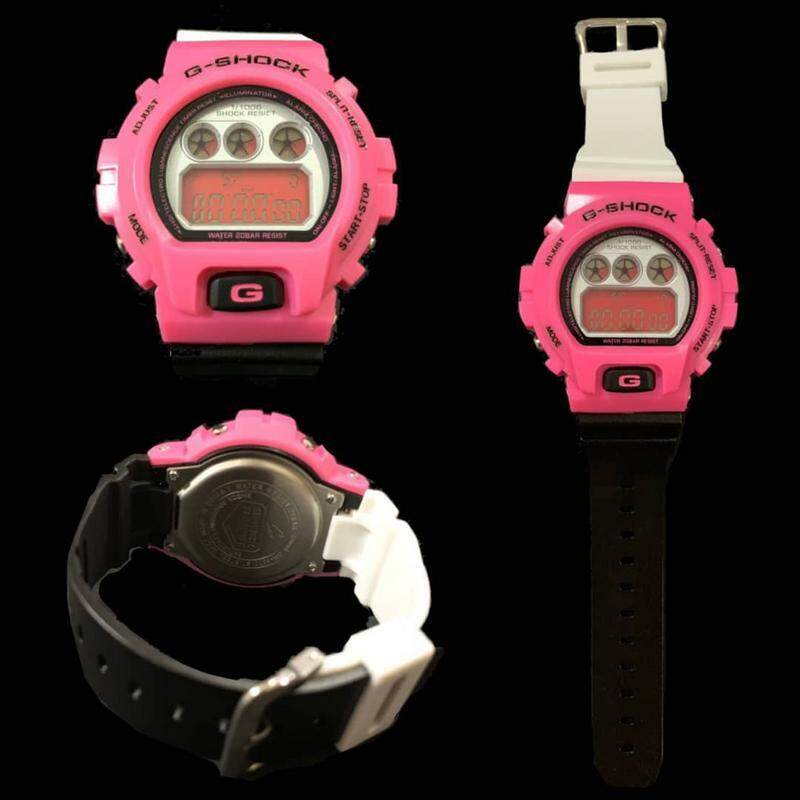 Special Promotion New Sport Dual Time Casio_G_SHOCK_Fashion Watch For Men Ready Stock 100% Mineral Glass New Design