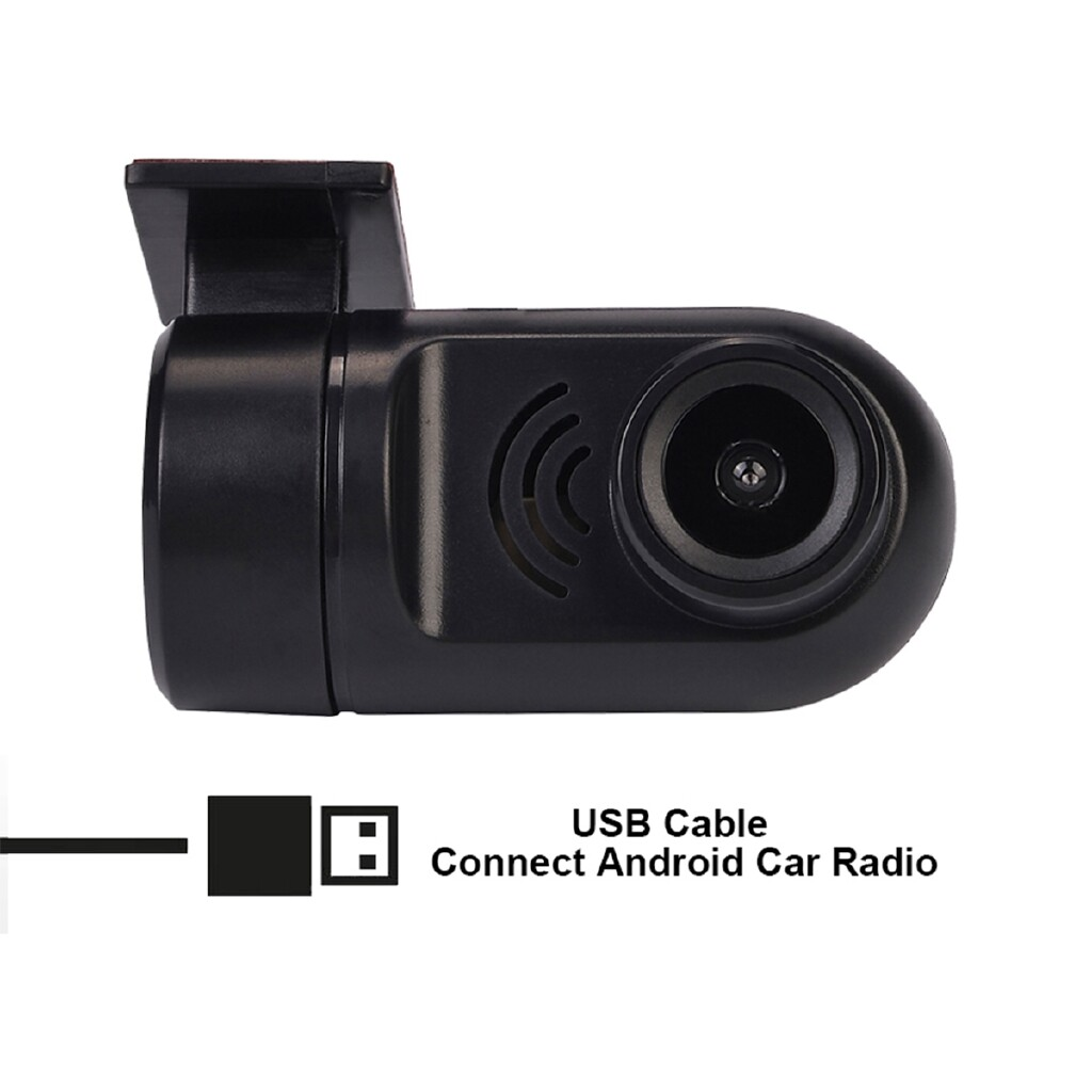 Car Accessories - 5 Million Pixels 64G Car Camera Video Driving Recorder ADAS Dash Cam USB for Android - Automotive