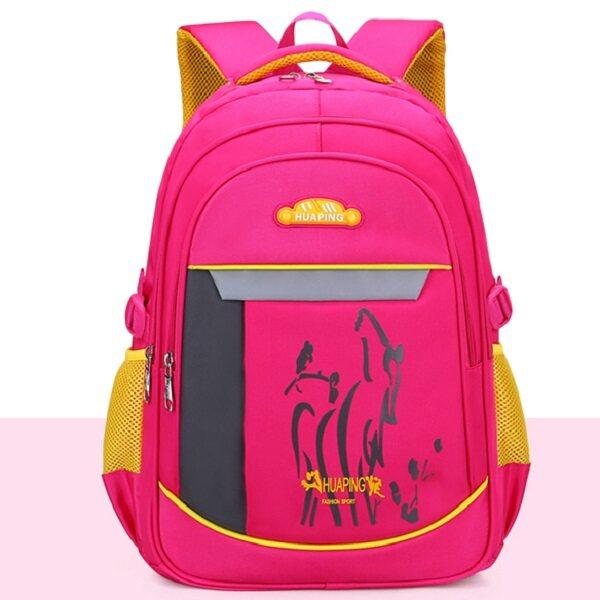 HP Super Big/Light Primary/Secondary School Bag