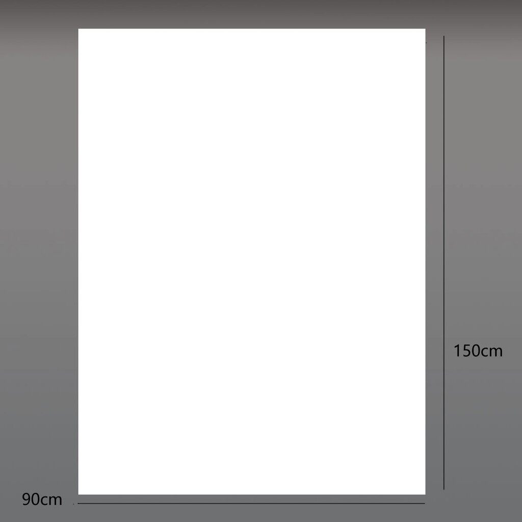 Lighting and Studio Equipment - 3x5FT Vinyl Pure White Photography Background For Studio Backdrop Photo Props - Camera Accessories