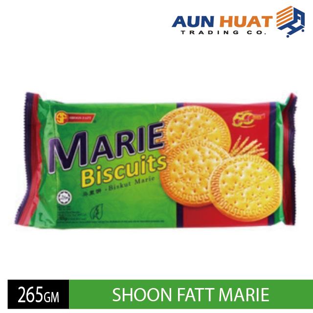 BISKUT MARIE SHOON FATT 265GM