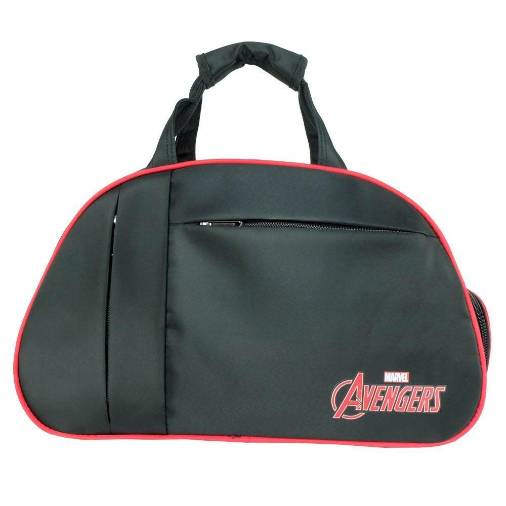 ORIGINAL Marvel Avengers VAT1904 Travelling Bag- Black/Red