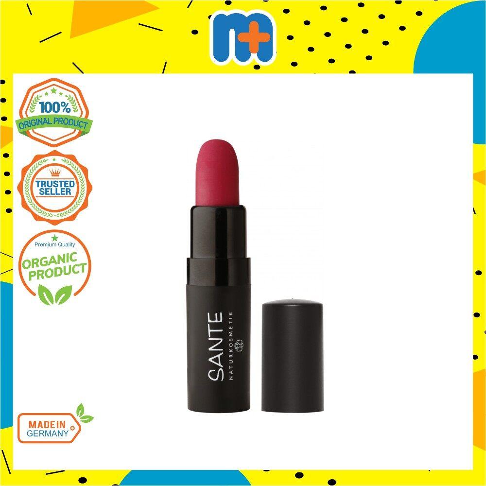 [MPLUS] SANTE Matte Lipstick*New 03 Velvet Pink