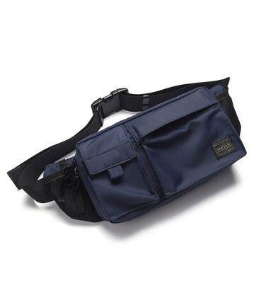 (READY STOCK) Porter Waist bag / shoulder bag for Men's Messenger [Waterproof Fabrics]